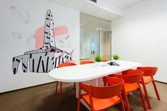 Office interiors created by Kivvi architects, Bratislava, Slovakia Stock Photo