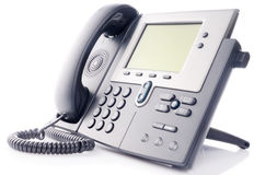 Office IP telephone Royalty Free Stock Photography