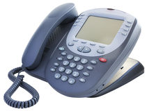 Office IP telephone Stock Photos