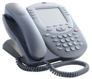 Office IP telephone set Stock Photography