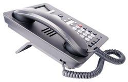 Office IP telephone set Stock Photos