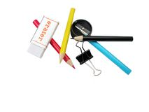Office items Stock Images