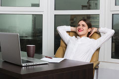 Office lady Stock Photos