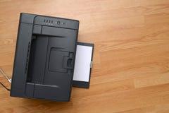 Office laser printer Stock Photo