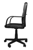 Office Leather Chair isolated Royalty Free Stock Photography