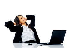 Office life Royalty Free Stock Photo