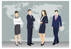 Office life. vector illustration