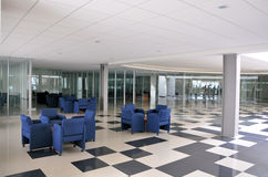 Office Lobby Stock Image