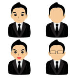 Office Man manager Royalty Free Stock Images