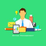 Office Management Stock Photos