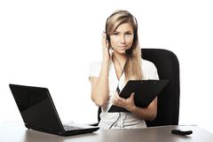 Office Manager Royalty Free Stock Image