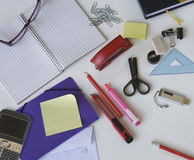 Office material Stock Photos