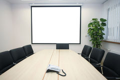 Office  meeting Stock Photography