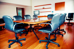 Office meeting room Stock Photography