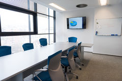 Office meeting room Royalty Free Stock Photography