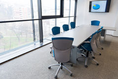 Office meeting room Royalty Free Stock Photo