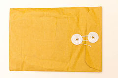 Office Memo Envelope Royalty Free Stock Photography