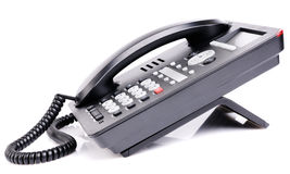 Office multi-button telephone Stock Images