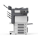Office Multifunction Printer Royalty Free Stock Photography