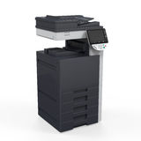 Office Multifunction Printer Stock Images