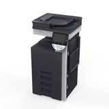 Office Multifunction Printer Stock Image