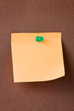 Office note paper Royalty Free Stock Photography