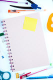 Office notebook Royalty Free Stock Images