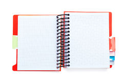 Office notepad Royalty Free Stock Photos