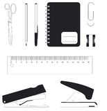 Office objects Stock Photography