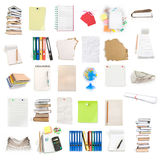 Office Objects Collection Stock Photography