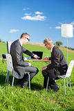 Office outdoors Stock Photos