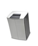 Office paper shredder, filled to capacity Stock Photos