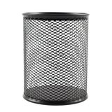 Office paper trash bin isolated Stock Image
