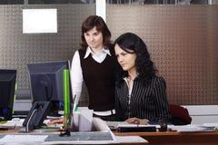 Office Partnership Royalty Free Stock Photography