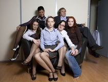 Office people Stock Photo