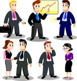 Office personnel Royalty Free Stock Image