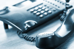 Office phone Royalty Free Stock Photos