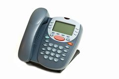 An office phone Stock Images