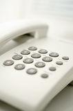 Office phone Royalty Free Stock Photography