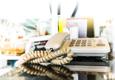 Office Phone Stock Photos
