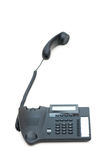 Office phone isolated Royalty Free Stock Image