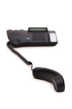 Office phone isolated Royalty Free Stock Photos