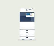 Office Printer copier Stock Images