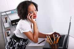 Office professional Royalty Free Stock Photo