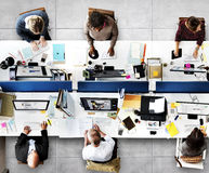 Office Professional Occupation Business Corporate Concept Stock Photography