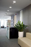 Office reception Royalty Free Stock Images