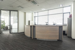 Office reception Royalty Free Stock Image