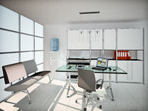 Office room Stock Photos