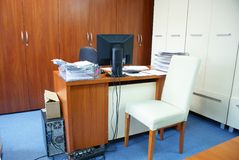 Office room Stock Image