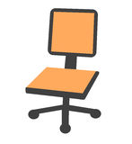 Office's chair Royalty Free Stock Photography